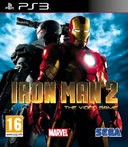 Iron Man 2: The Videogame (2010/PS3/ENG)