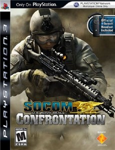 SOCOM: US Navy SEALs Confrontation (2008/PS3/ENG)