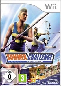 Summer Challenge: Athletics Tournament (2010/Wii/ENG)