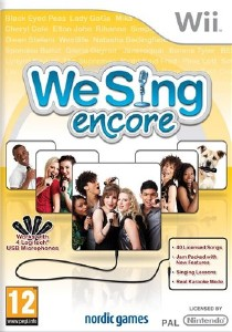 We Sing Encore (2010/Wii/ENG)