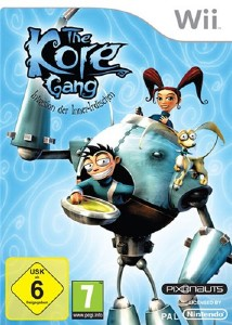 The Kore Gang Invasion From Inner Earth (2010/Wii/ENG)