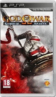 God of War: Ghost of Sparta (DEMO) [Rus] PSP
