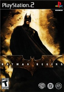 Batman Begins (2005/PS2/RUS)