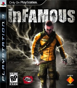 InFamous (2009/PS3/RUS)