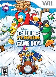 Club Penguin Game Day! (2010/Wii/ENG)