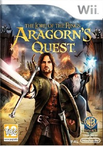 The Lord of the Rings : Aragorn's Quest (2010/Wii/ENG)
