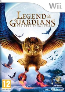 Legend of the Guardians: The Owls of Ga'Hoole (2010/Wii/ENG)