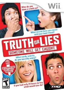 Truth or Lies (2010/Wii/ENG)