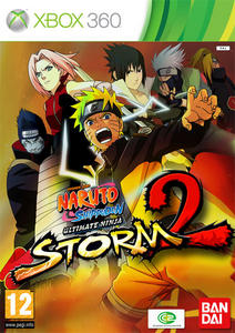 Naruto Shippuden: Ultimate Ninja Storm 2 (2010/ENG/XBOX360/PAL)