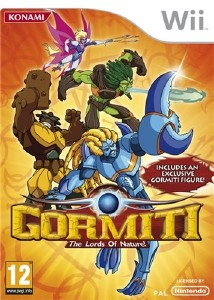 Gormiti: The Lords of Nature! (2010/Wii/ENG)