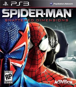 Spider-Man: Shattered Dimensions (2010/PS3/ENG)