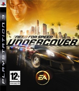 Need for Speed: Undercover (2008/PS3/RUS)