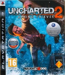 Uncharted 2: Among Thieves (2009) [RUSSOUND] PS3