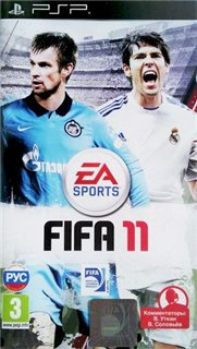 FIFA 11 (Patched) [FULLRip] PSP