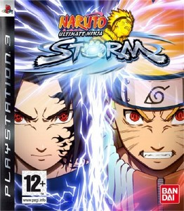 Naruto: Ultimate Ninja Storm [ENG] PS3