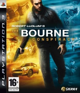The Bourne Conspiracy (2008/PS3/RUS)