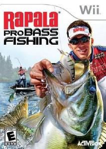Rapala Pro Bass Fishing (2010/Wii/ENG)