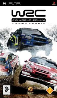 WRC FIA World Rally Championship [ENG] PSP