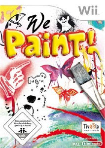 Paint Party (2010/Wii/ENG)