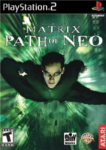 The Matrix: Path of Neo (2005/PS2/RUS)