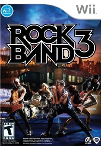 Rock Band 3 (2010/Wii/ENG)