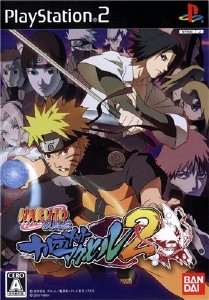 Naruto Shippuden: Ultimate Ninja 5 (2009/PS2/RUS)