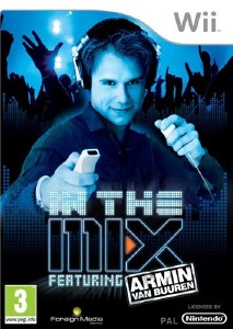 In The Mix: Featuring Armin Van Buuren (2010/Wii/ENG)