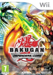 Bakugan Battle Brawlers: Defenders of the Core (2010/Wii/ENG)
