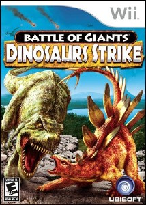 Battle of Giants: Dinosaurs Strike (2010/Wii/ENG)
