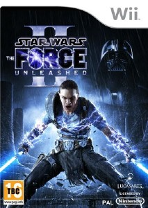 Star Wars: The Force Unleashed 2 (2010/Wii/ENG)