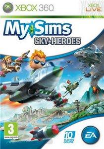 MySims SkyHeroes (2010/RF/ENG) XBOX360