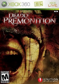Deadly Premonition (RUS) Xbox360