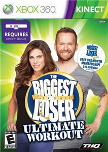 The Biggest Loser Ultimate Workout (ENG/Kinect) Xbox360