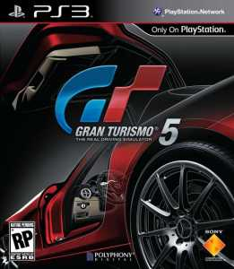 Gran Turismo 5 (2010/USA/ENG) PS3