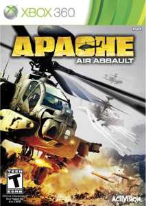 Apache: Air Assault (2010) [PAL/NTSC-U /ENG] XBOX360
