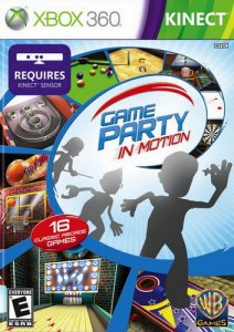 Game Party: In Motion [Region Free / Eng] XBOX360