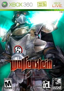Wolfenstein [PAL / RUSSOUND] XBOX360