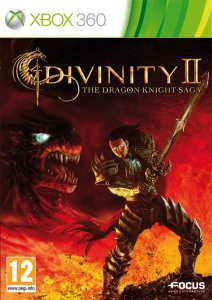 Divinity II: The Dragon Knight Saga [PAL/RUS] XBOX360