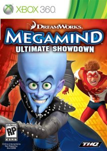 MegaMind: Ultimate Showdown [PAL/RUS] XBOX360