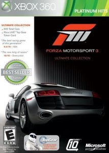 Forza Motorsport 3 Ultimate Collection [ENG] XBOX360