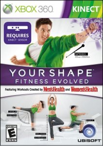 Your Shape: Fitness Evolved [Region Free/ENG] XBOX360