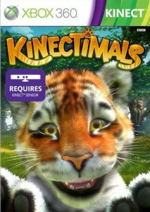 Kinectimals [Region Free/ENG] XBOX360