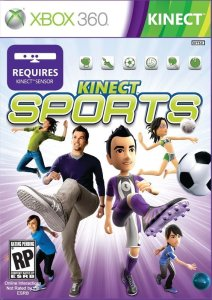 Kinect Sports [Region Free/ENG] XBOX360