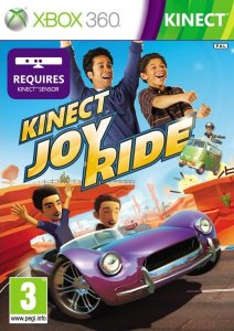 Kinect Joy Ride [Region Free/ENG] XBOX360