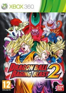 Dragon Ball Raging Blast 2 [PAL/ENG] XBOX360