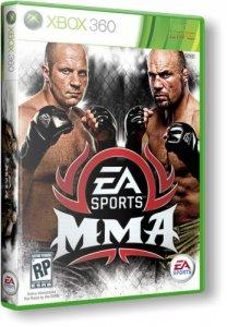 EA SPORTS MMA [Region Free][RUS] XBOX360