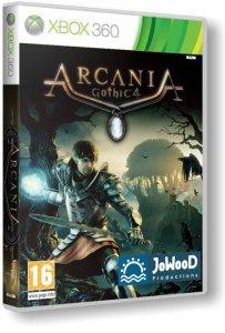 Gothic 4:Arcania [Region Free][RUS] XBOX360