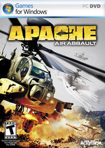 Apache: Air Assault (2010/RUS/ENG/MULTI6)