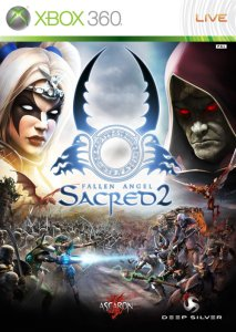 Sacred 2: Fallen Angel [RegionFree/RUSSOUND] XBOX360