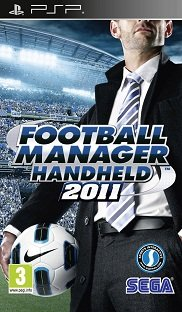 Football Manager Handheld 2011 [ENG] PSP